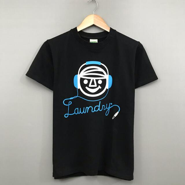 LAUNDRY(ランドリー)の【美品 良品】ランドリー laundry 半袖 Tシャツ プリント 丸首 メンズのトップス(Tシャツ/カットソー(半袖/袖なし))の商品写真