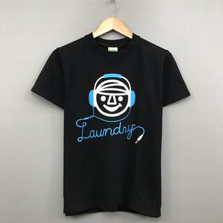 LAUNDRY - 【美品 良品】ランドリー laundry 半袖 Tシャツ プリント 丸首