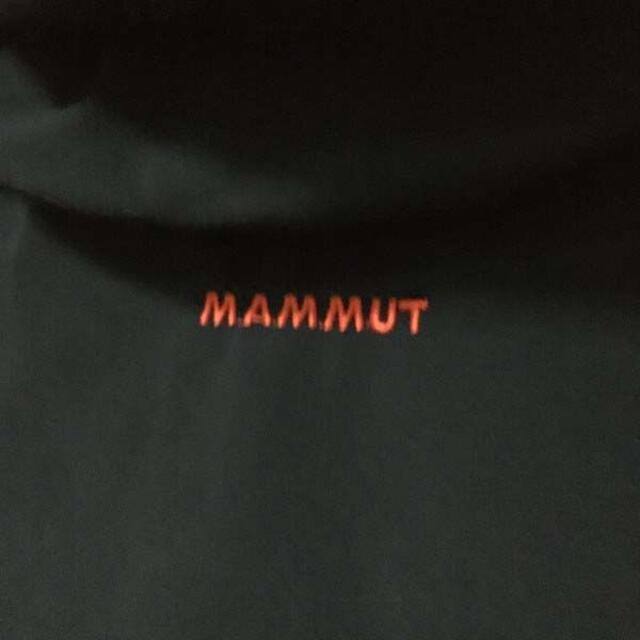 Mammut(マムート)の未使用に近い アウトドアウェア マウンテンパーカー 黒 サイズS  MAMMUT スポーツ/アウトドアのアウトドア(登山用品)の商品写真