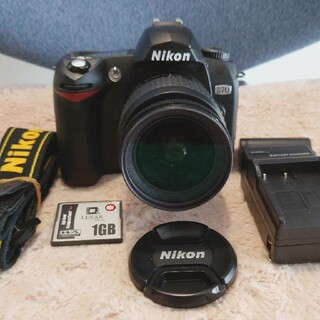 Nikon - 【中古】Nikon D70デジタル一眼カメラレンズセット