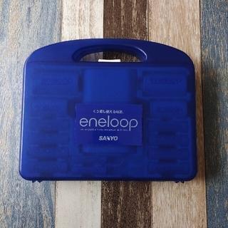 サンヨー(SANYO)のEneloop充電器セット(バッテリー/充電器)