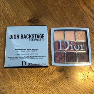 Dior - ディオール dior バックステージアイパレット 004 ローズウッド