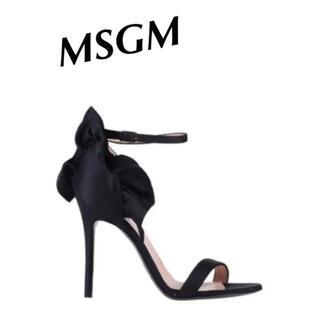 MSGM - ★新品未使用★ MSGM サンダル