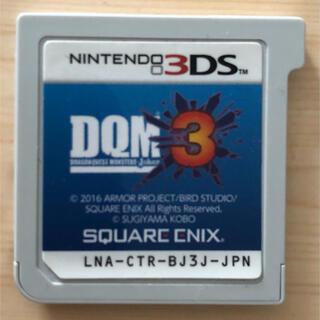 SQUARE ENIX - ドラゴンクエストモンスターズ3  ニンテンドー3DS ソフトのみ