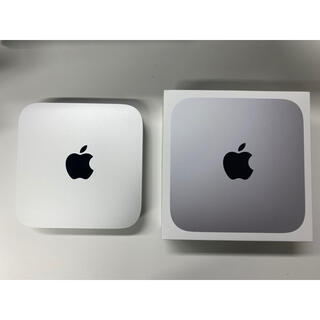 Mac (Apple) - 最新M1 Mac mini 8GBメモリ 256GB SSD 2020