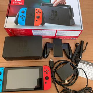 Nintendo Switch - Nintendo Switch JOY-CON(L) (R) 本体 中古 動作品