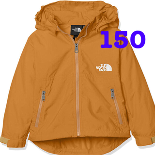 THE NORTH FACE - ザノースフェイス コンパクトジャケット 150  大人もOK