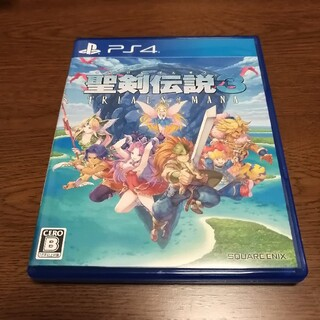 PlayStation4 - 聖剣伝説3 プレステ4