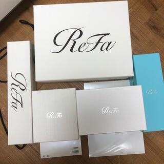 リファ(ReFa)のリファ  空箱(ショップ袋)