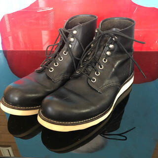 REDWING - レッドウイング 8165 ブラック ブーツ 27センチ
