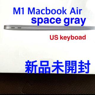 Mac (Apple) - Apple MacBook Air  M1 Chip  - スペースグレイ