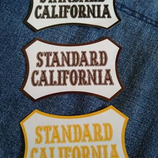 スタンダードカリフォルニア(STANDARD CALIFORNIA)のSTANDARD CALIFORNIA 非売品 ステッカー(その他)