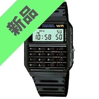 カシオ(CASIO)の【海外版】腕時計 CA-53W-1Z ブラック チプカシ チープカシオ(腕時計(デジタル))