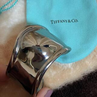 Tiffany & Co. - ティファニー ボーンカフ スモール エレサペレッティ バングル ブレスレット