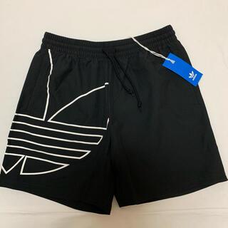 アディダス(adidas)の新品 アディダス オリジナルス  トレフォイル  スイム パンツ 2XL 水着(水着)