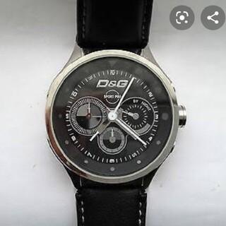 DOLCE&GABBANA - ドルチアンドガッバーナ D&G 腕時計