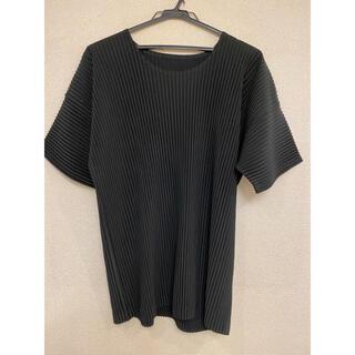 イッセイミヤケ(ISSEY MIYAKE)のhomme  plisse issey miyake  カットソー(Tシャツ/カットソー(七分/長袖))