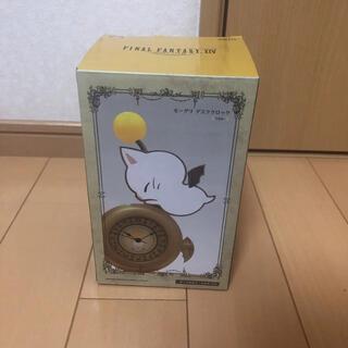 タイトー(TAITO)のモーグリ デスククロック《新品未開封》(キャラクターグッズ)