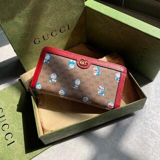 Gucci - 【新品】希少GUCCI ドラえもん 財布 査定済