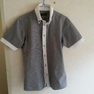 BURBERRY BLACK LABEL - バーバリーブラックレーベル 半袖シャツ