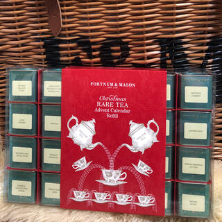 fortnum&mason レアティー 缶入り 24個 349グラム(茶)