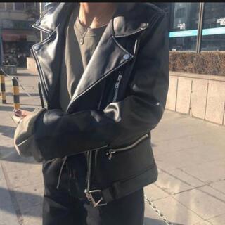 dholic - f.dom★ライダースジャケット