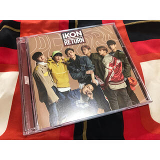 iKON - 【送料無料】iKON『RETURN』CD