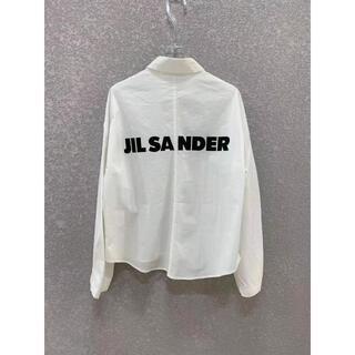 Jil Sander - JIL SANDER ホワイト シャツ