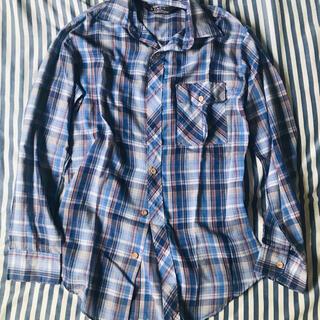 エルエルビーン(L.L.Bean)のアメリカで購入 チェックシャツ XS(シャツ)