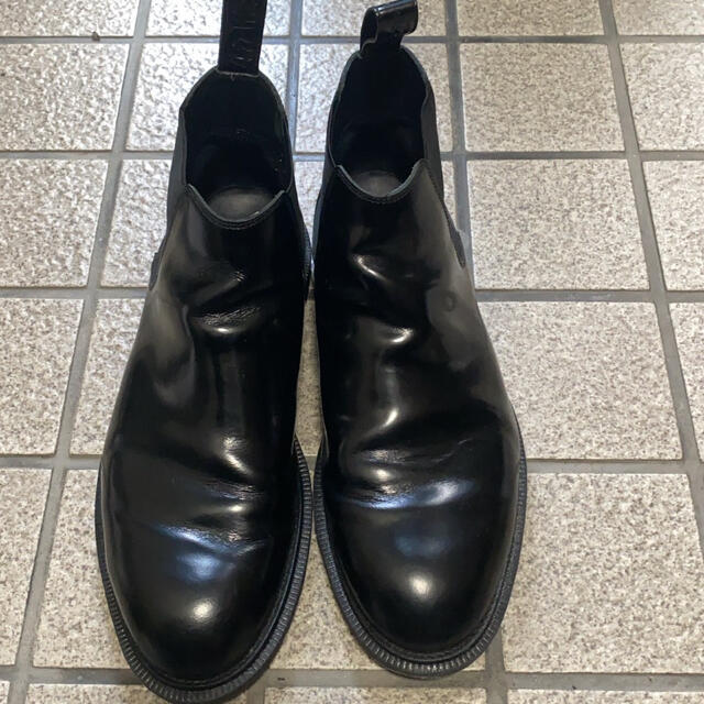 Dr.Martens(ドクターマーチン)のquater_K様専用 ドクターマーチンサイドゴアブーツ27.5cm メンズの靴/シューズ(ブーツ)の商品写真