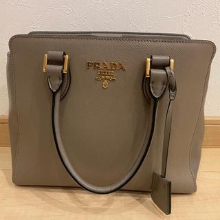 PRADA - 正規品 プラダ PRADA サフィアーノ ハンドバッグ ショルダーバッグ