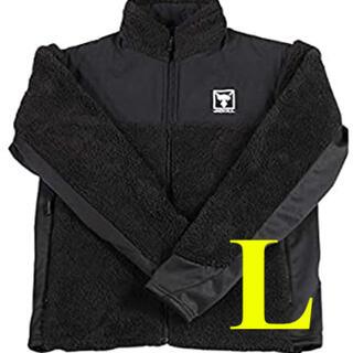 JACKALL - 新品未試着 ジャッカル フリースジャケット【ブラック/ Lサイズ】ラスト1点