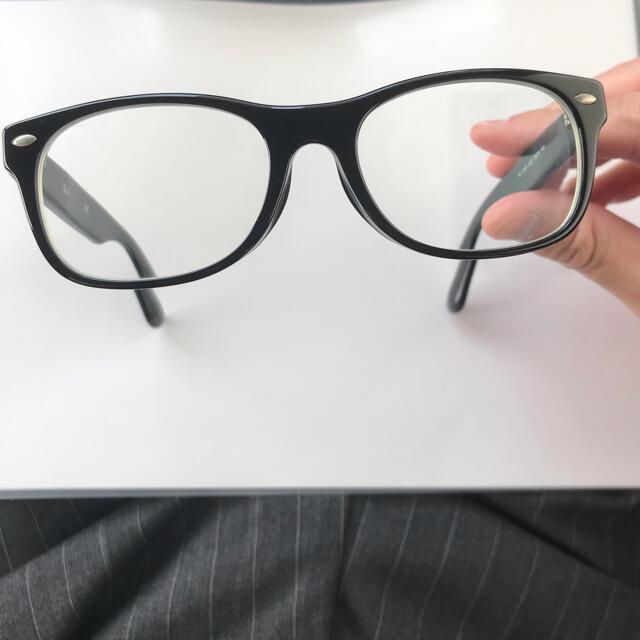 Ray-Ban(レイバン)のレイバン  メガネ(本体美品)値下げ! メンズのファッション小物(サングラス/メガネ)の商品写真