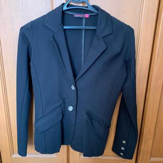 ラブトキシック(lovetoxic)のラブトキ  卒服 150  ジャケット 黒 (ドレス/フォーマル)