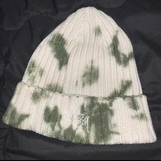 ステューシー(STUSSY)のニット帽 ニットキャップ STUSSY ビーニー(ニット帽/ビーニー)