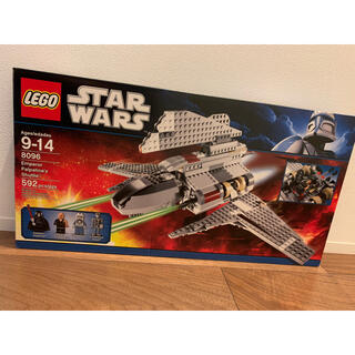 Lego - 新品未開封レゴ LEGO starwars 8096 パルパティーンのシャトル