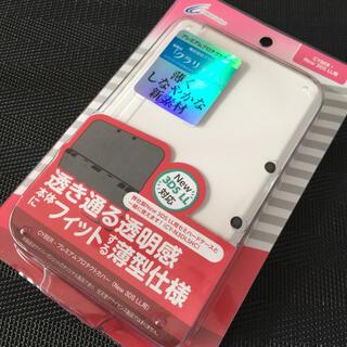 プレミアムプロテクトカバー(New 3DS LL用) クリア(その他)