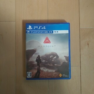 PlayStation VR - Farpoint PS4ゲームソフト