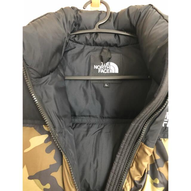 THE NORTH FACE(ザノースフェイス)のノースフェイス ヌプシ ダウンベスト メンズのジャケット/アウター(ダウンベスト)の商品写真