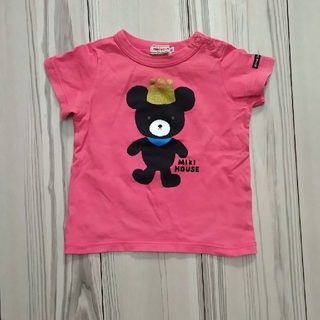 mikihouse - mikihouse ベビー Tシャツ