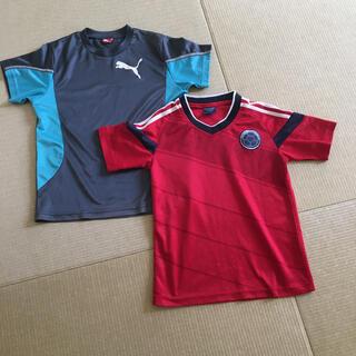 PUMA - サッカー 練習着 130-140