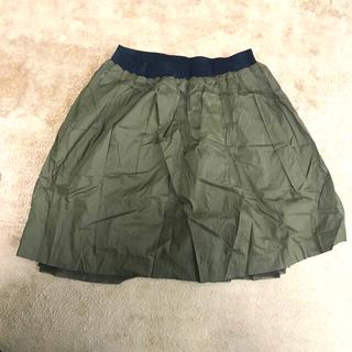 アーバンリサーチロッソ(URBAN RESEARCH ROSSO)のdolly-seanチュールレイヤードスカート(ひざ丈スカート)