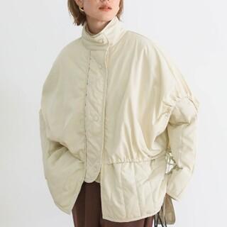 セレクトモカ キルティングジャケット