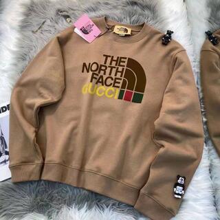 Gucci - Gucci×The North Face コットンフーディーパーカー