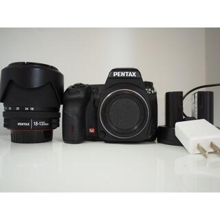 PENTAX - PENTAX K-5iisと便利ズーム・単焦点のレンズ2本セット