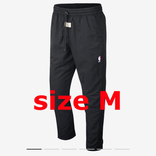FEAR OF GOD -  FEAR OF GOD Nike Warm Up Pants オフノワール