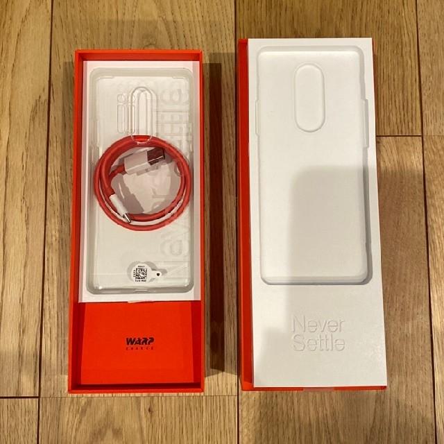 ANDROID(アンドロイド)のOnePlus 8 Pro 12/256GB IN2020 グリーン + おまけ スマホ/家電/カメラのスマートフォン/携帯電話(スマートフォン本体)の商品写真