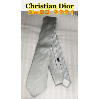 Christian Dior - Christian Dior★ディオール ロゴ ネクタイ★