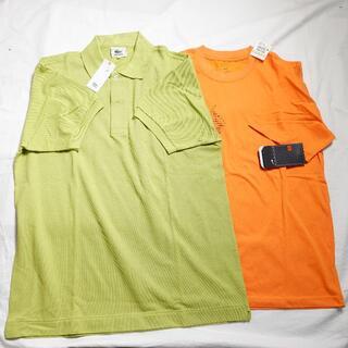 LACOSTE - ■LACOSTE Nike ポロシャツ Tシャツ メンズ 2点セット