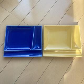 フェリシモ(FELISSIMO)のフェリシモ 美濃焼 仕切り皿(食器)